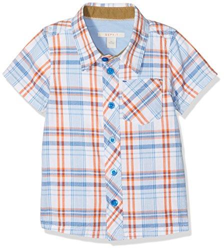 ESPRIT KIDS ESPRIT KIDS Baby-Jungen Bluse Hemd, Gelb (Papaya 764), 62