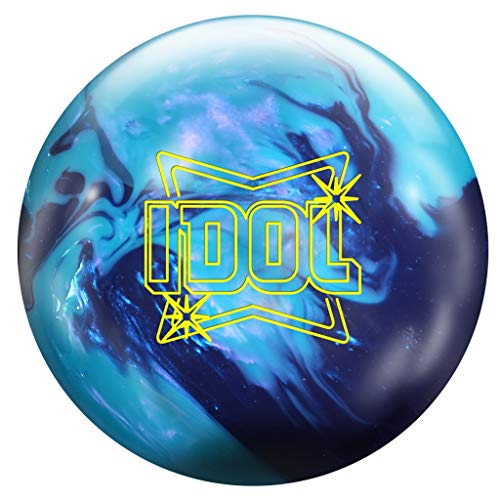 Roto Grip RG163 15 Idol Pearl Bowling Ball, Royal/Amethyst, 15