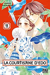 La courtisane d'edo Edition simple Tome 11