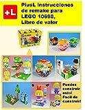 PlusL instrucciones de remake para LEGO 10698,Libro de valor