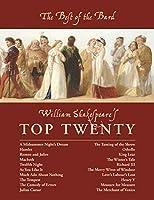 The Best of the Bard: William Shakespeare's Top Twenty