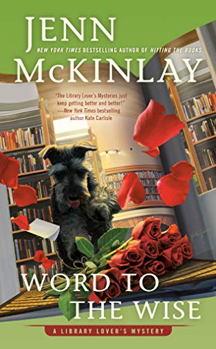 Word to the Wise (A Library Lover's Mystery)
