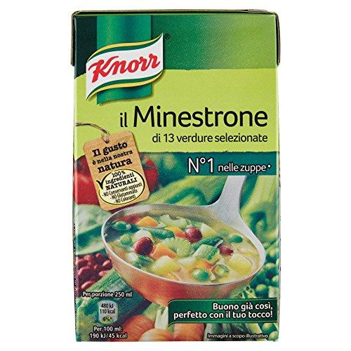 Knorr Minestrone di 13 Verdure Selezionate, 500ml
