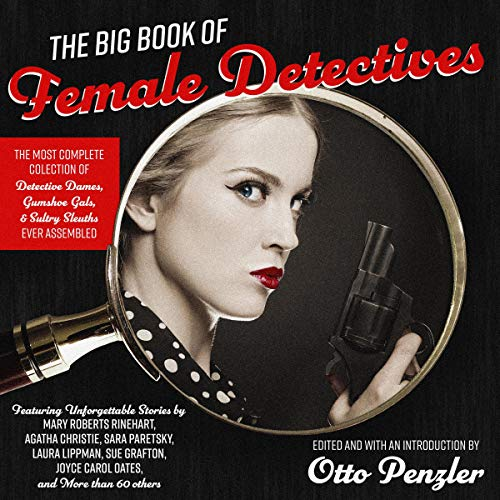 The Big Book of Female Detectives cover art