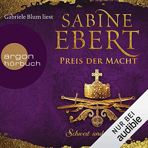 Preis der Macht Audiobook By Sabine Ebert cover art