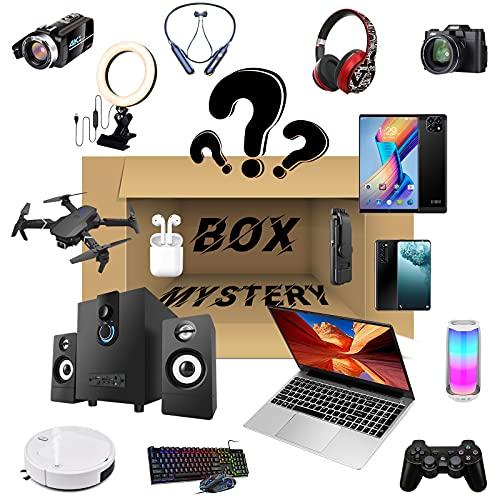 DDSGG Mystery Box, Una Scatola a Sorpresa dall ottimo Rapporto qualità-Prezzo, appare Casualmente Mystery Box, Che può Essere Aperta Altoparlante Bluetooth per Tablet PC ECC. Tutto è Possibile!