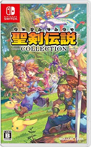 [Idioma Sólo en Japonés] Seiken Densetsu Collection [Switch]...