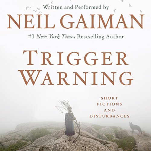 Trigger Warning audiobook cover art