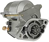 Rareelectrical STARTER MOTOR COMPATIBLE WITH KUBOTA GARDEN TRACTOR G1800 G1800S G1900 15504-63010 15504-63011 15504-63012 9702809-832