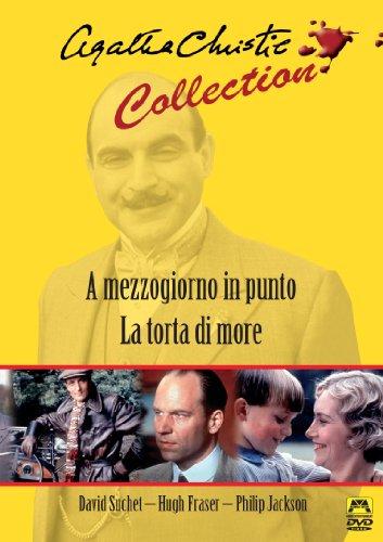 Poirot - Agatha Christie - A mezzogiorno in punto / La torta di more