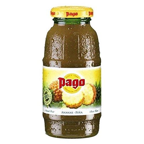 Zumo de fruta Pago Pineapple 12x20cl