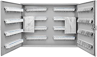 BARSKA Large Key Cabinet with Key Lock (320 Position Key Cabinet)