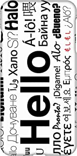 スマ通 スマホケース ハード AQUOS ZETA SH-01H ハードケース SHARP シャープ アクオス ゼータ docomo (1ホワイト) ロゴ 英語 hard0001-z0020_sp スマホカバー デザインケース