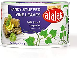 AL ALALI Fancy Stuffed Vine Leaves, 400 gm
