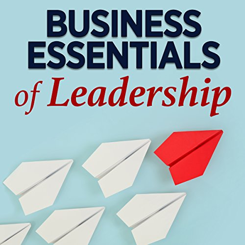 Business Essentials of Leadership cover art