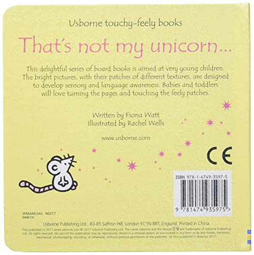 That's not my unicorn...: 1