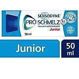 Sensodyne ProSchmelz Junior Zahnpasta, tägliche Kinderzahnpasta mit Fluorid, 12x50ML, für Kinder ab 6 Jahren -
