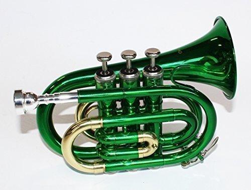 Cherrystone 0754235506362 Taschentrompete grün