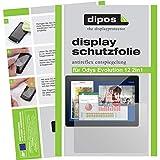 dipos I 2X Schutzfolie matt kompatibel mit Odys Evolution 12 2in1 Folie Bildschirmschutzfolie