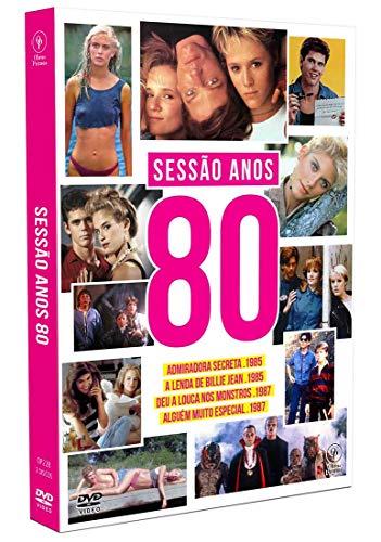 Sessão Anos 80 [Luva com 2 DVD's]