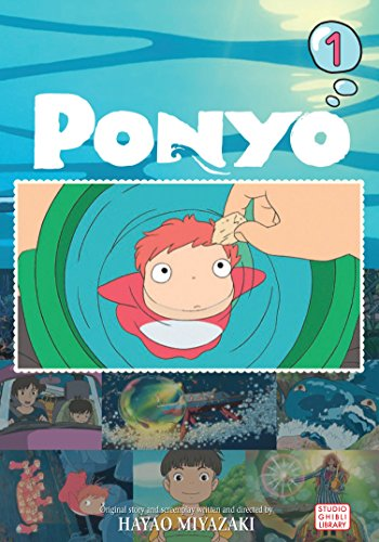 PONYO FILM COMIC GN VOL 01 (RES) (PP