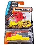 Matchbox 2016 MBX Adventure City Heavy Railer Train 1/125, Red