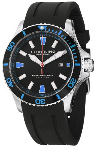Stuhrling Original Men's Aquadiver Watch