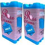 Rose Evans® Freezer Blocks - Suitable For Cooler Boxes - 6pc