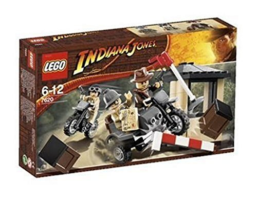 LEGO Indiana Jones 7620