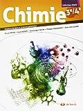 Chimie 3e/4e - 3 Ou 5 Periodes/Semaine -Sciences de Base et Sciences Générales