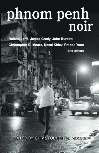 Phnom Penh Noir - Book  of the Akashic noir