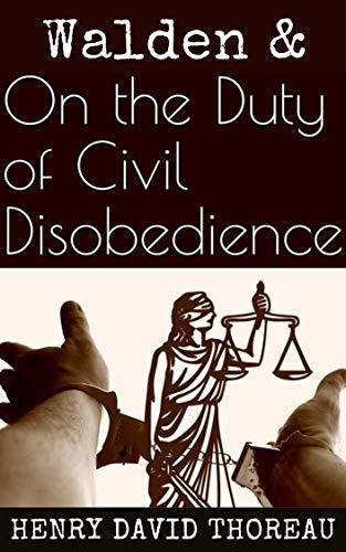 Walden & Civil Disobedience (English Edition)