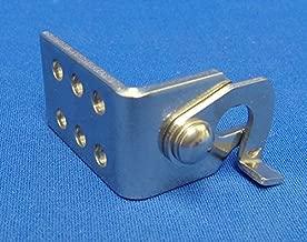 Teleflex / Seastar Marine Stainless Steel 33c Cable Clamp Single Hook