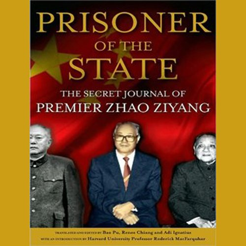 Prisoner of the State audiobook cover art