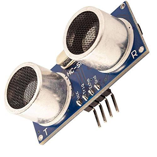 AZDelivery Sensor HC-SR04 de Distancia Modulo Ultrasonico para Raspberry Pi con E-book incluido!