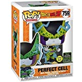 Funko Pop Dragonball Cell Glow in The Dark #759 Vinyl 3.9inch Animation Figure Anime Derivatives,Mul...