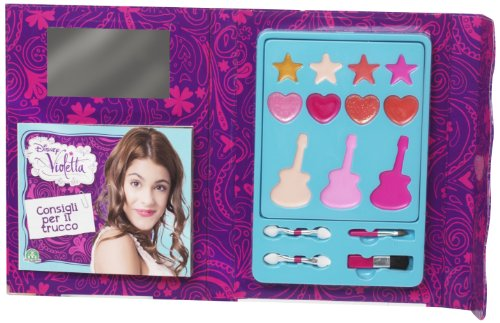 Giochi Preziosi - Diario Make Up Violetta