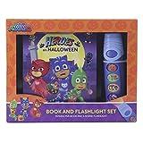PJ Masks - Heroes on Halloween Sound Book and Flashlight Set - PI Kids (Play-A-Sound)