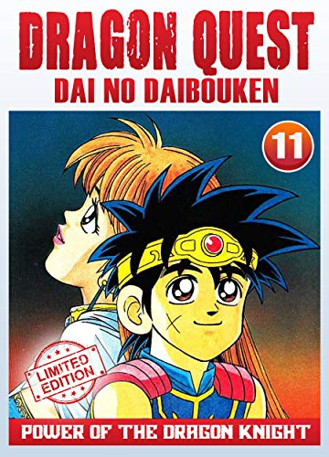 Power Of The Dragon Knight: Book 11 - Action Manga comedy phantasy graphic Dragon Quest (English Edition)
