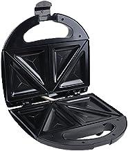 Sandwichera antiadherente plancha de triángulos 750 W