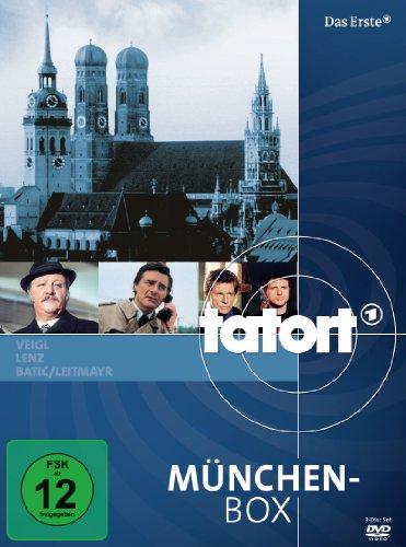 Tatort: München-Box [3 DVDs]