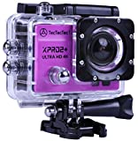 TecTecTec XPRO2+ Sportkamera Ultra HD 4K Action-Cam Wi-Fi Wasserdicht