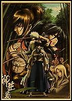 ZZFJF ジグソーパズル500ピースパズルアニメシリーズ日本の漫画500ピースジグソーパズル38x52cm