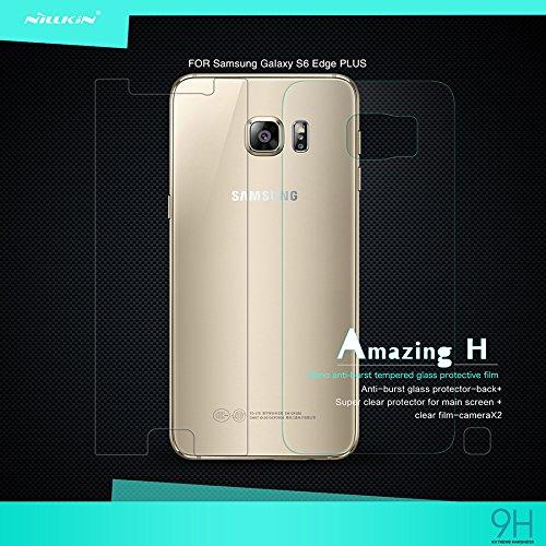 NILLKIN Amazing H, Protector Trasero 9H de Cristal Templado para Samsung Galaxy...