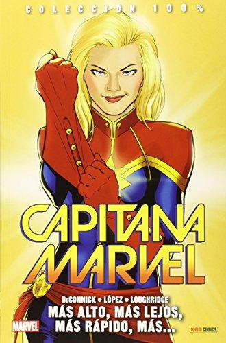Capitana Marvel 3. Más Alto, Más Lejos, Más Rápido, Más…