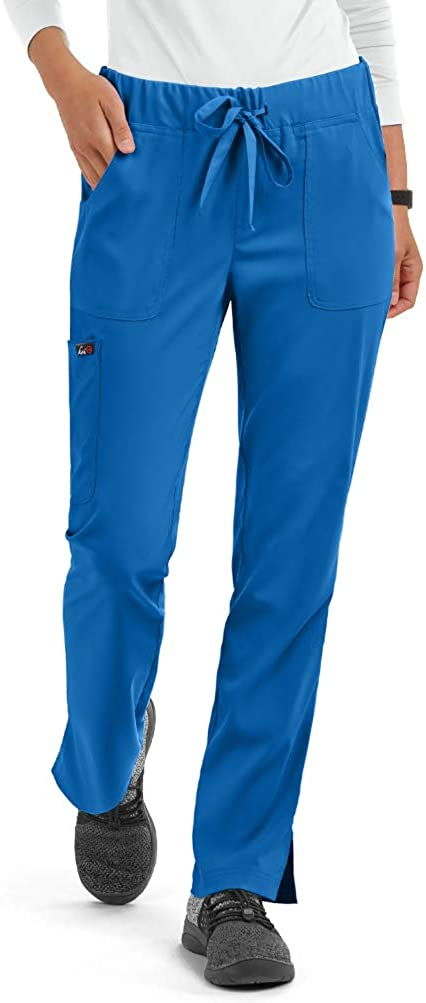 KOI Lite Max 59% OFF Women's 5-Pocket Scrub Pant Recharge Drawstring Max 84% OFF