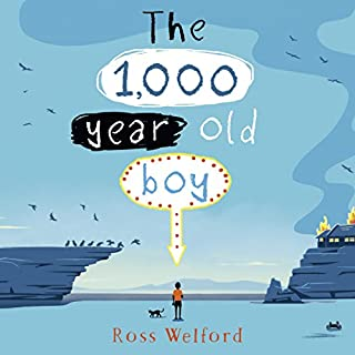 The 1,000-Year-Old Boy                   By:                                                                                                                                 Ross Welford                               Narrated by:                                                                                                                                 Chris Coxon,                                                                                        Luke Johnson                      Length: 7 hrs and 24 mins     102 ratings     Overall 4.6