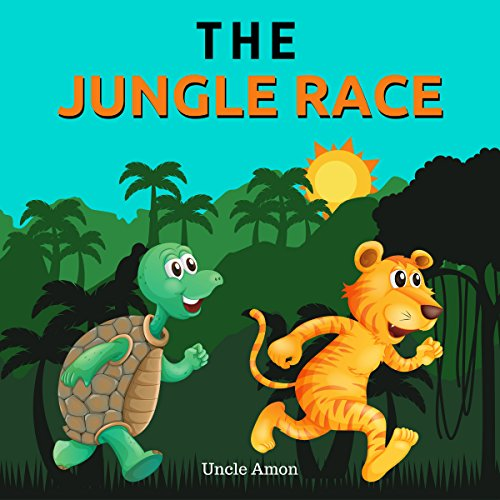 The Jungle Race Audiobook By Uncle Amon cover art