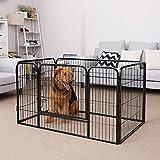 Zoom IMG-1 feandrea recinto recinzione per cani