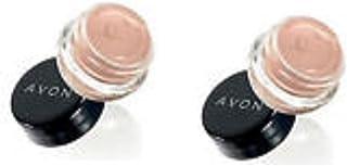 2 x Avon Eye Shadow Primer - Light Beige - Mark by Avon